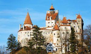 Castillo de Bran en Rumanía, un lugar de leyenda