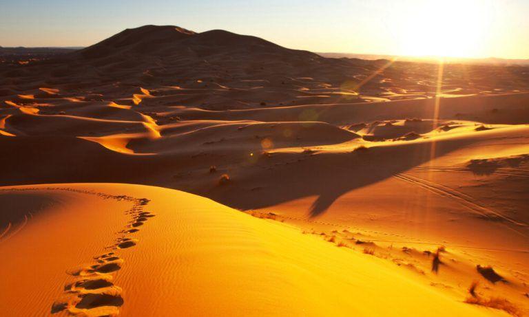 Consejos para viajar por el desierto