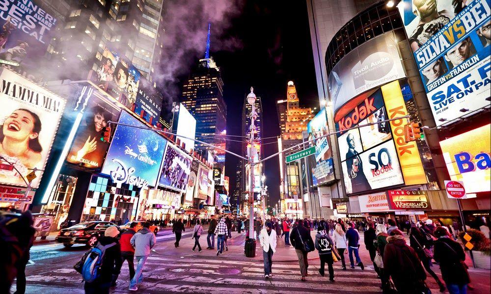 Ciudades más cinematográficas del mundo