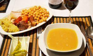 Ruta por los sabores de la gastronomía de Madrid