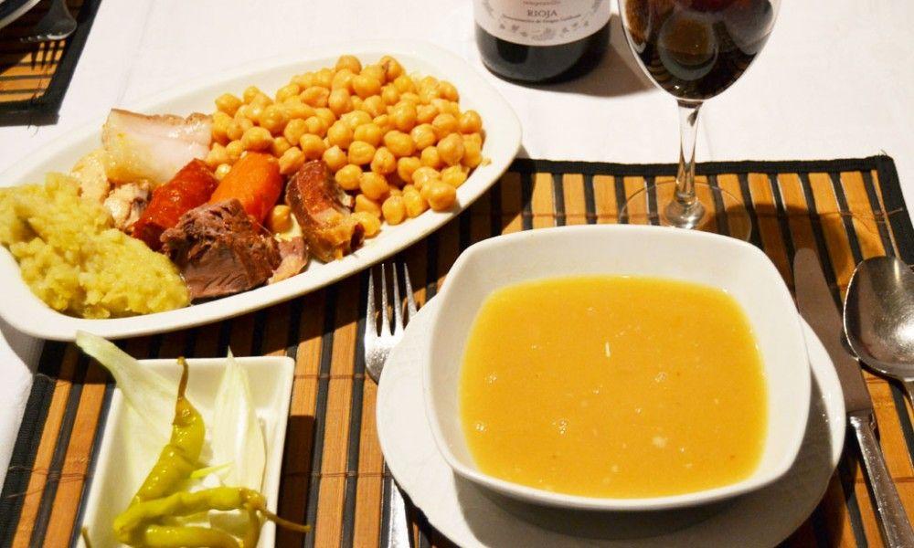 gastronomia de madrid