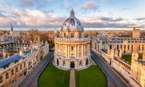 Museo Ashmolean en Oxford, el más antiguo del mundo