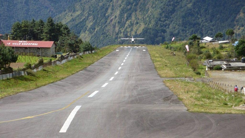 Aeropuerto de Nepal