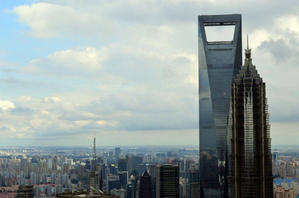 Shangai World Finance Center Shangai
