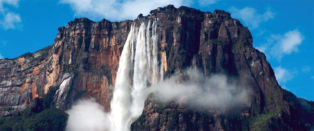 cascada El Salto Ángel