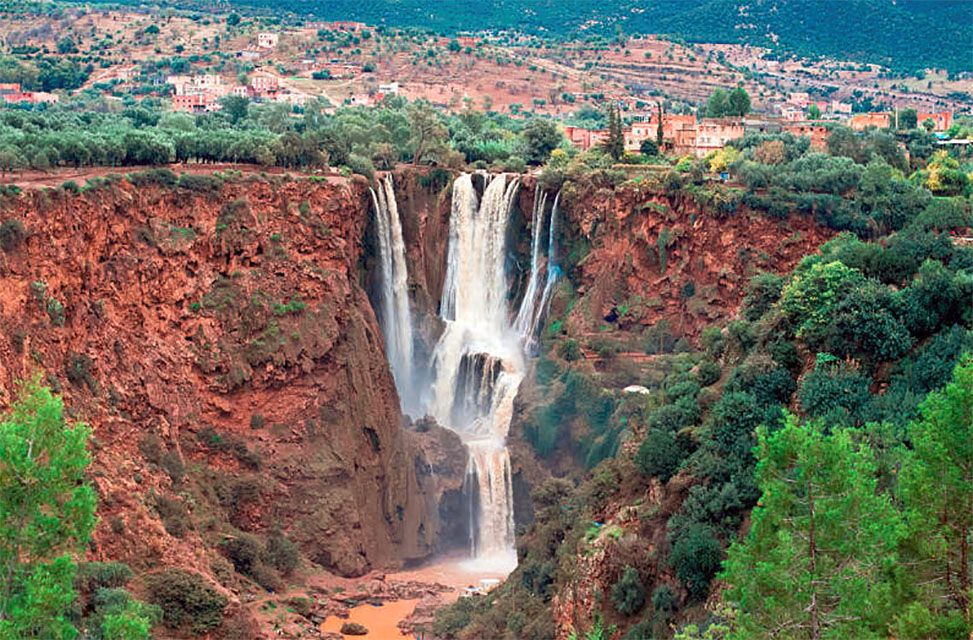 Cataratas de Ouzoud