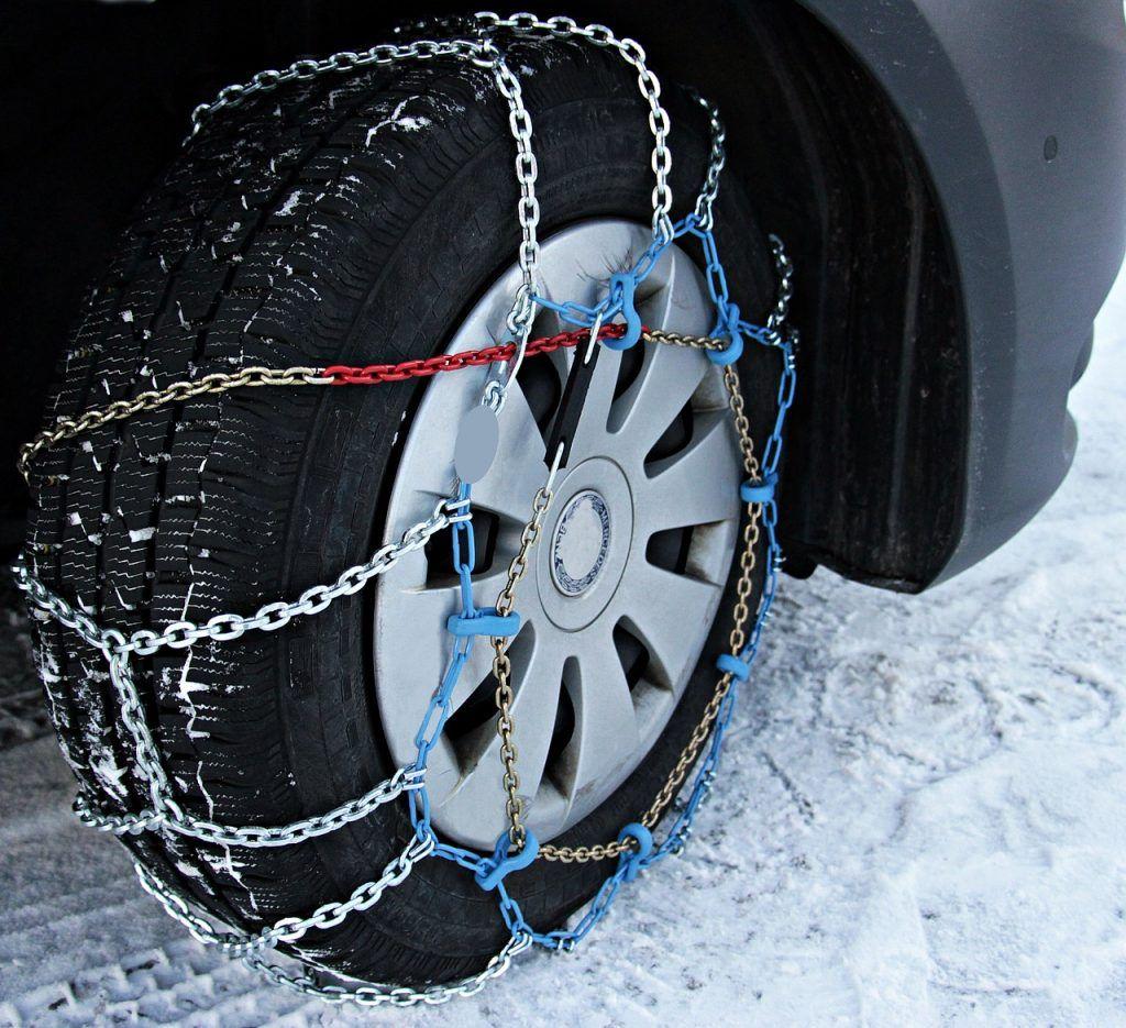 tipos de cadenas de nieve