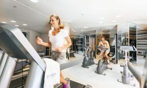Hacer ejercicio durante tu viaje no debería ser un problema