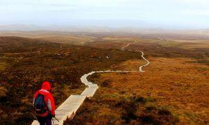 Cuilcagh Legnabrocky Trail, un sendero para disfrutar de Irlanda
