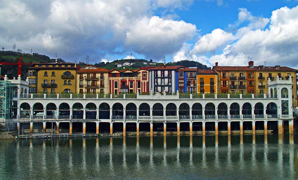 Tolosa, uno de los pueblos más bonitos del país vasco