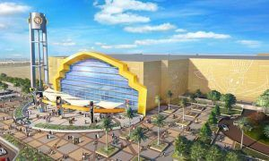 Este es el nuevo parque temático de Warner Bros en Abu Dhabi