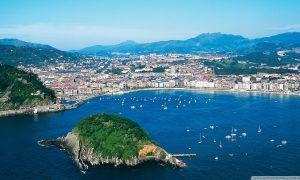 país vasco, san sebastián