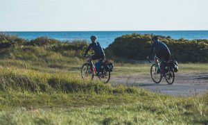 Kattegattleden, la mejor ruta en bicicleta de Europa
