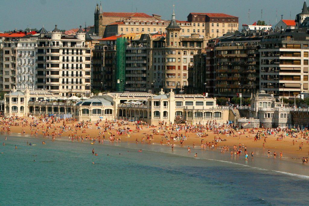 Pais Vasco playas