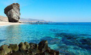 Playas vírgenes en Almería