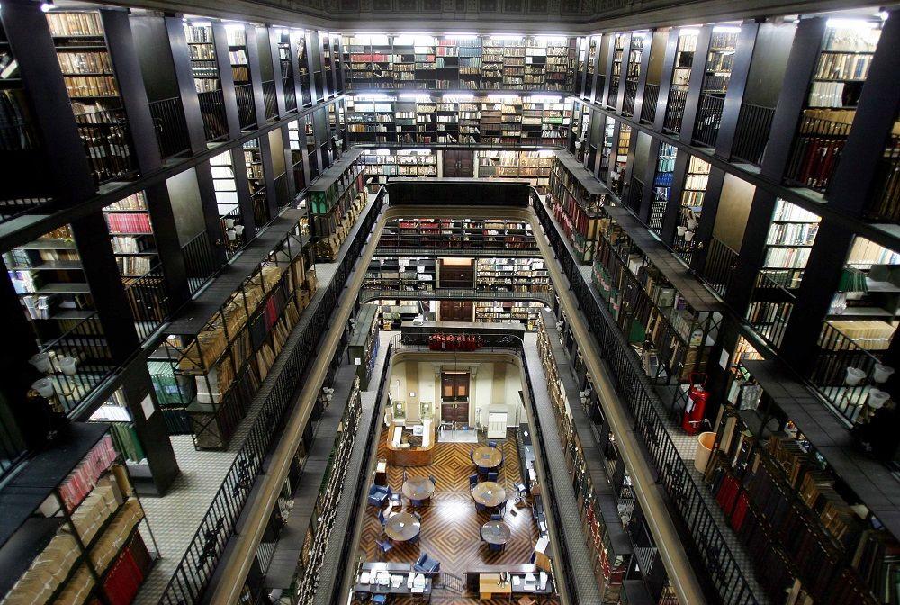 biblioteca nacional Brasil