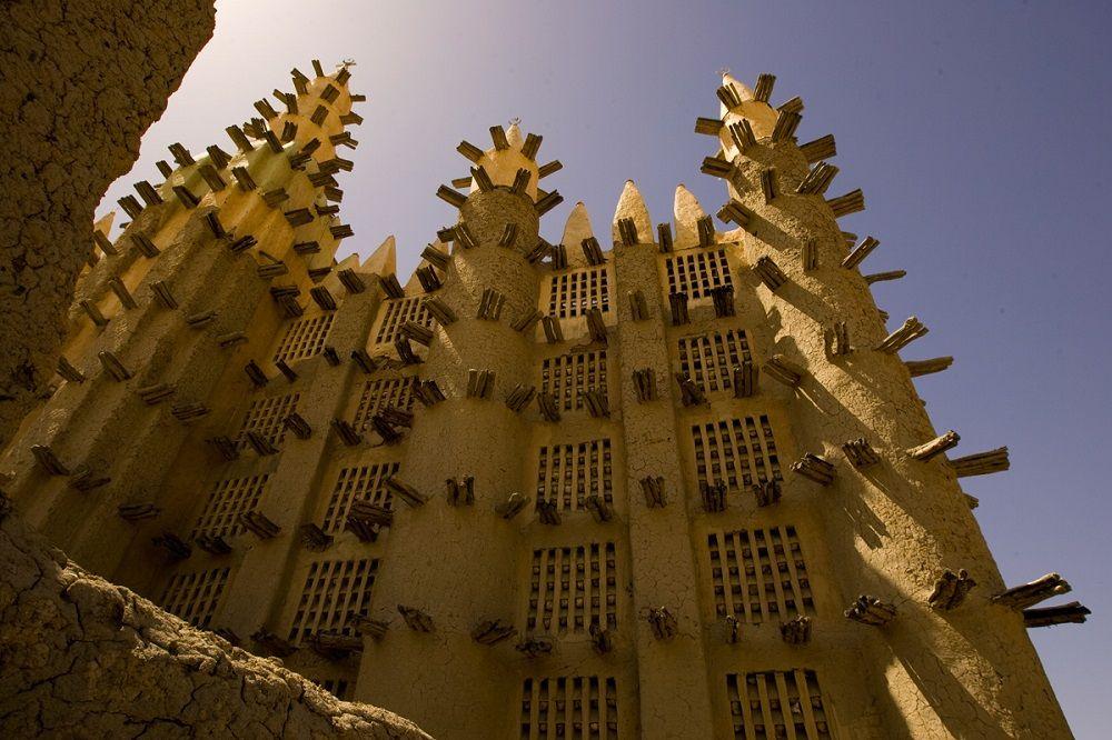 monumentos más espectaculares de África