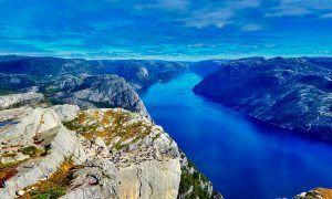 Viaje por los Fiordos Noruegos, un lugar para soñar despierto