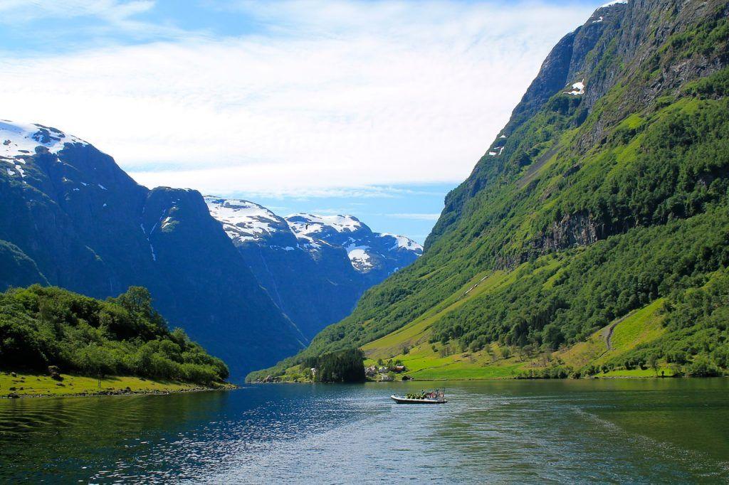 Los Fiordos Noruegos de Bergem