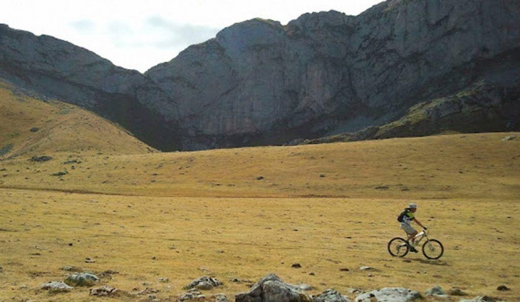 Somiedo en bicicleta