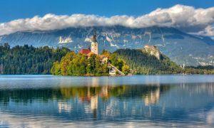 Bled, el pueblo más fotografiado en Instagram en 2018