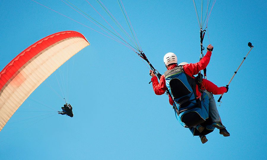 10 destinos excitantes para disparar tu adrenalina