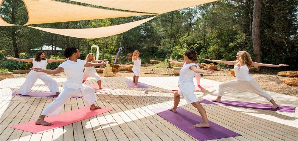 Destinos para hacer yoga