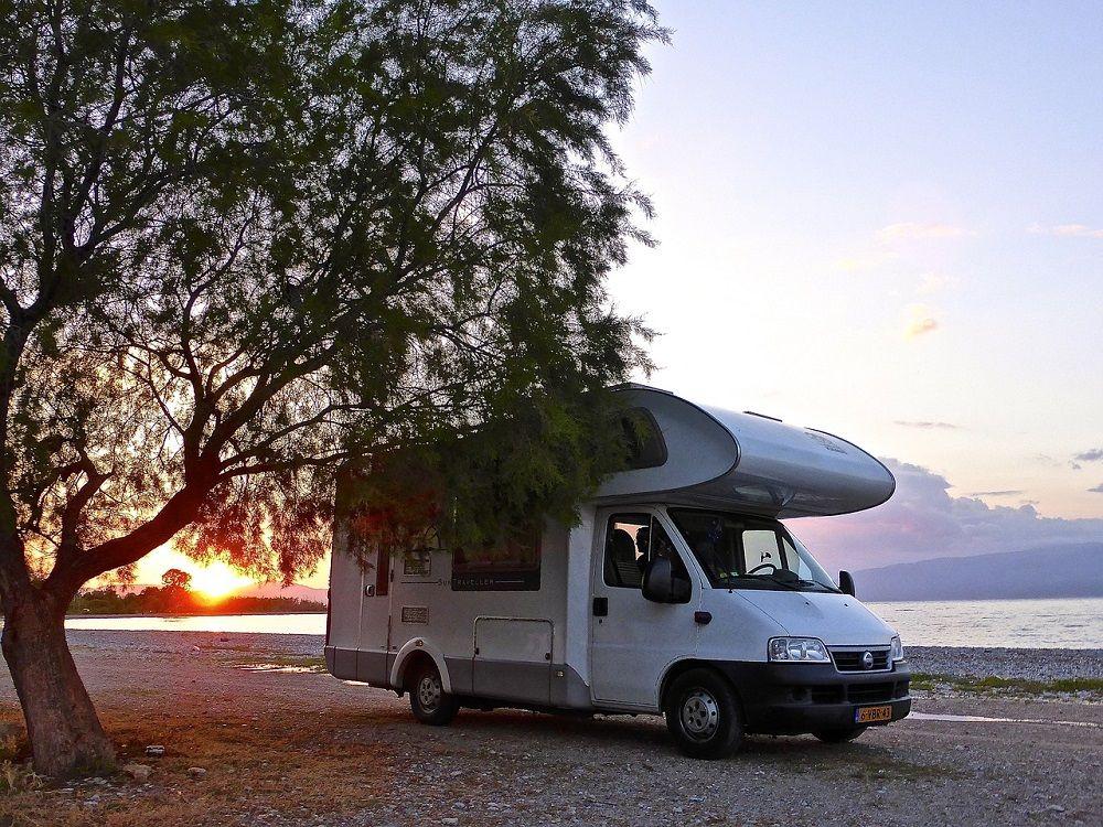 Viaje en caravana por Europa