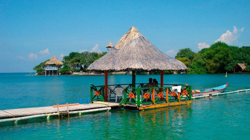 Islas del Rosario en Cartagena