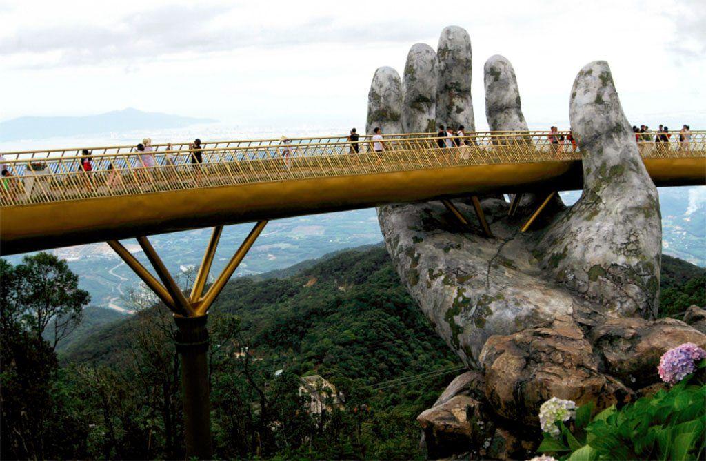 Puente dorado