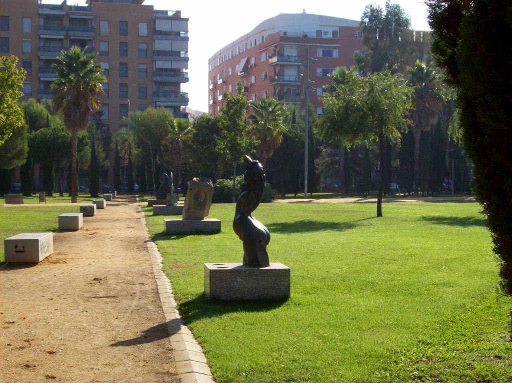 Museo al aire libre de Huelva