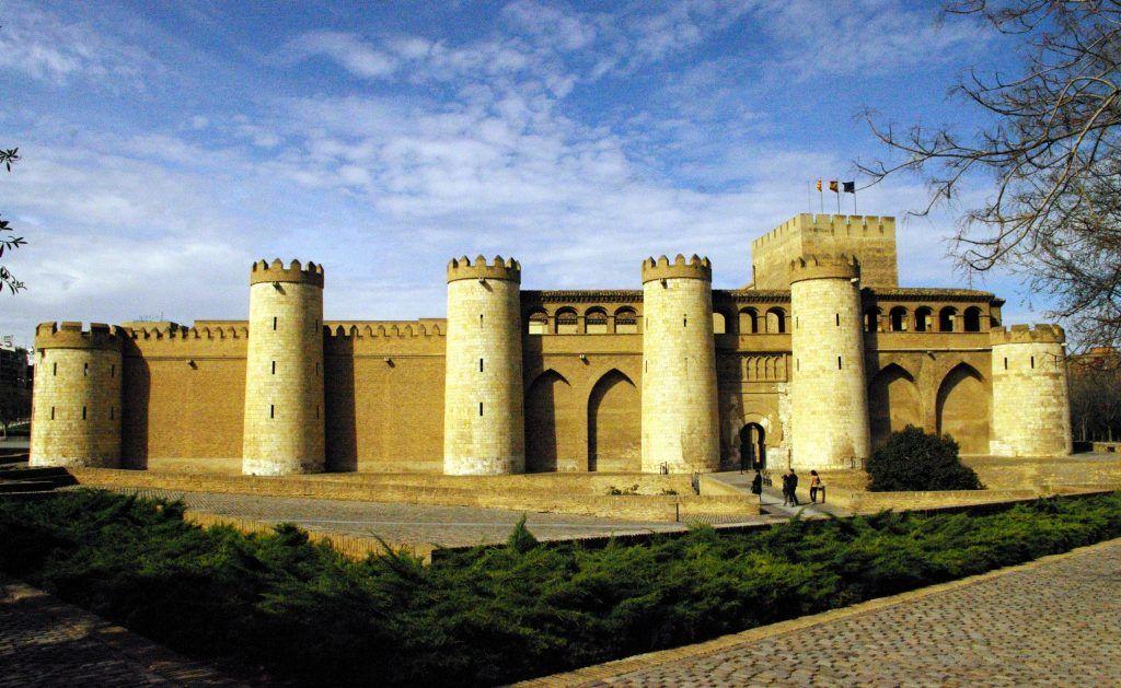 Aljaferia en Zaragoza