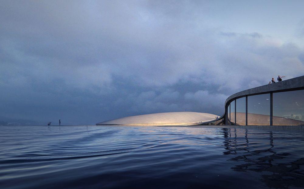 acuario en noruega