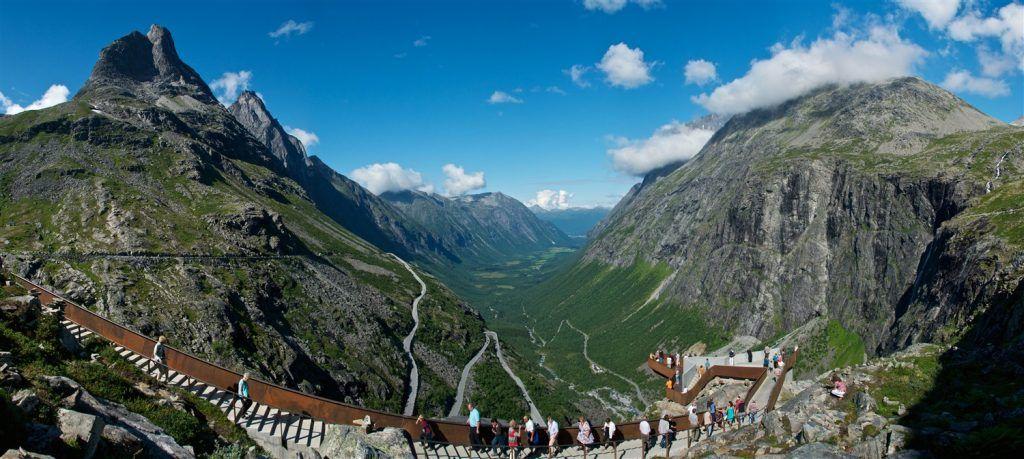 carreteras de noruega