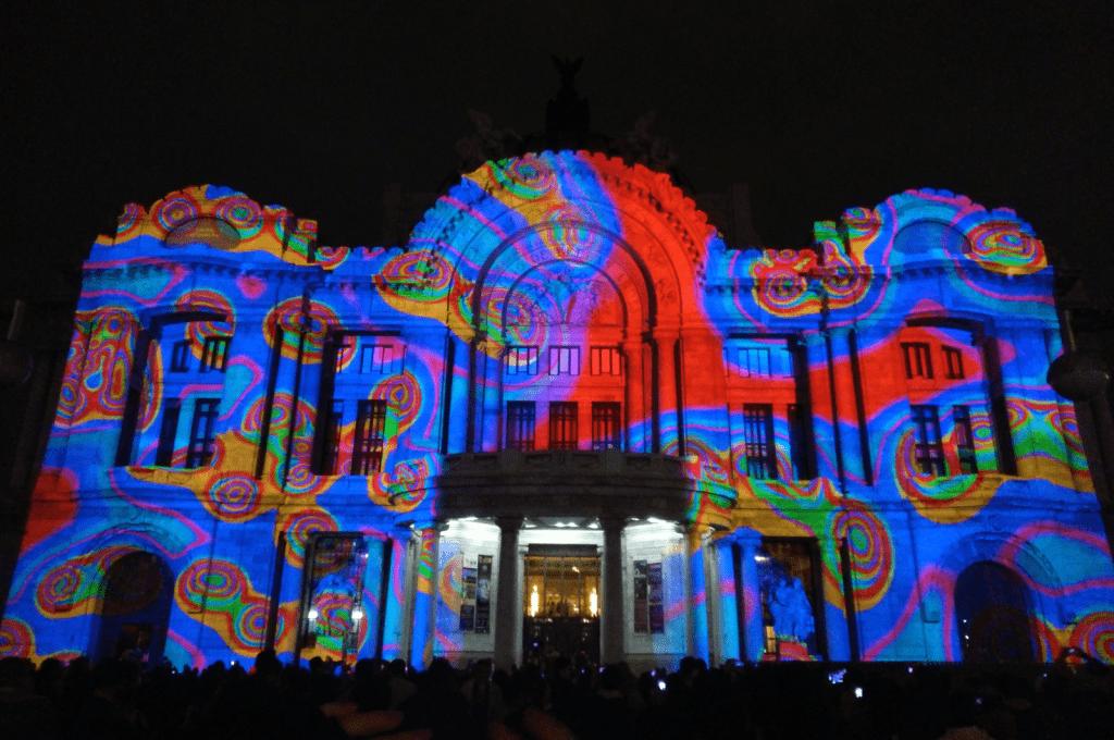 festival internacional de luces en méxico