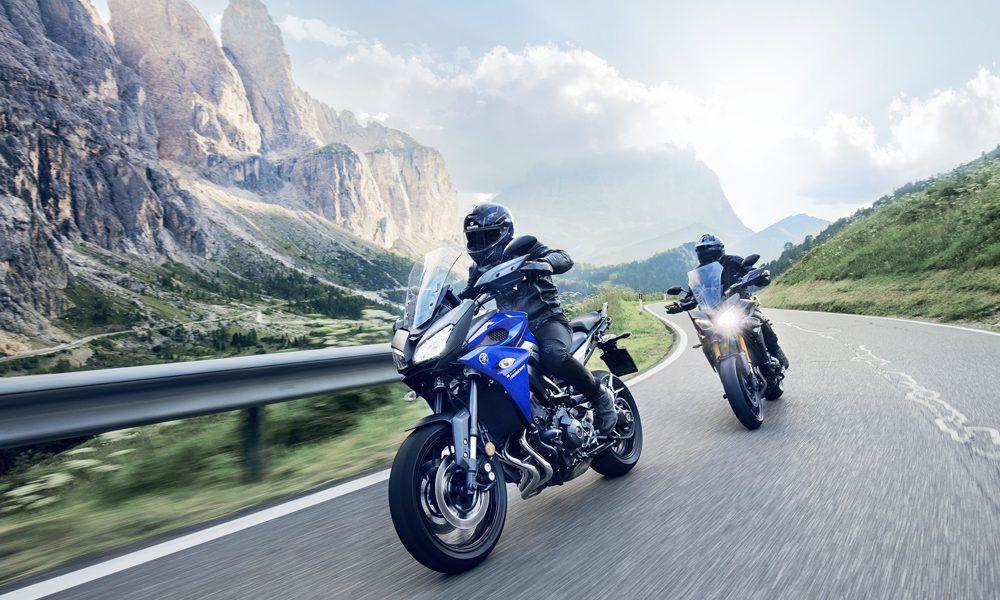 viajar en moto por Europa
