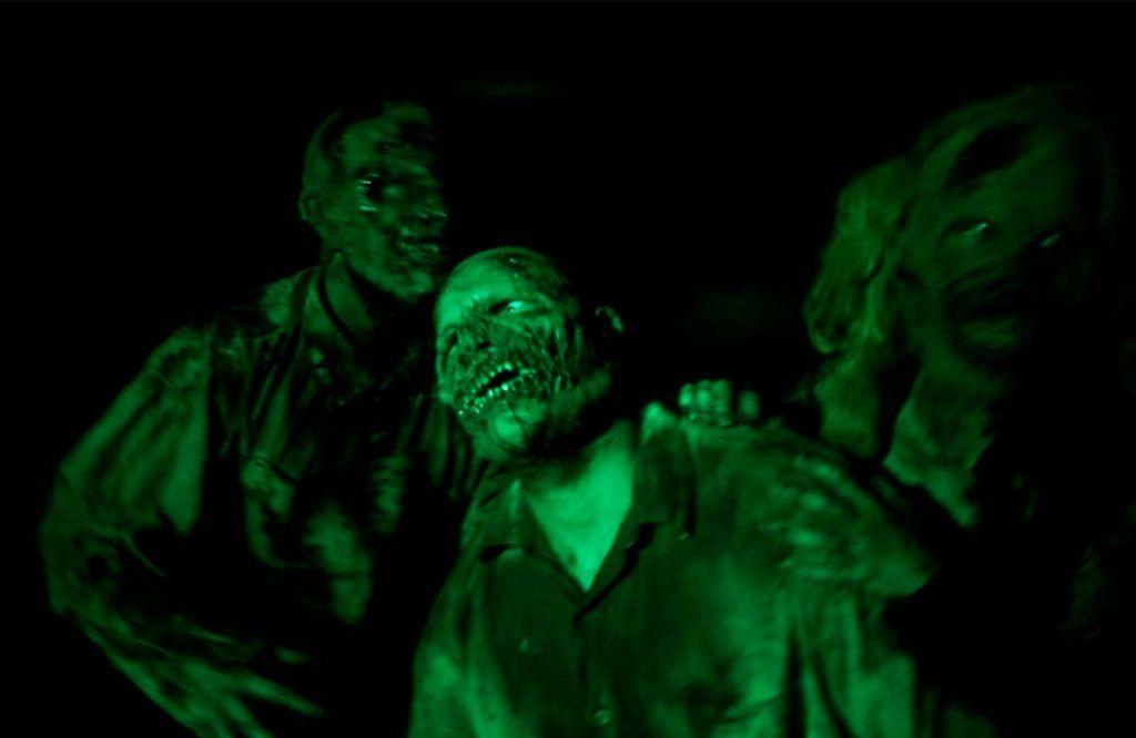 black out en horrorland