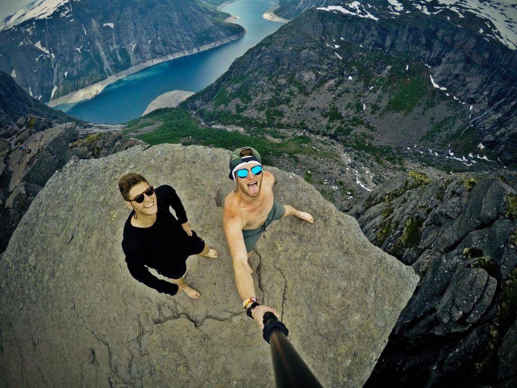 palo de selfie luxebell