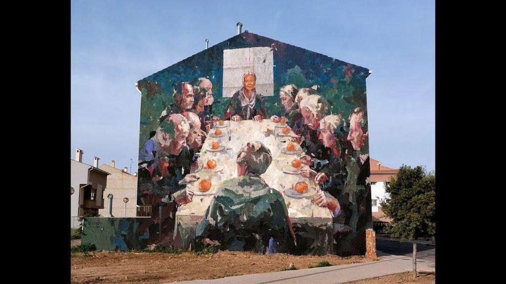 Arte en el pueblo de Fanzara
