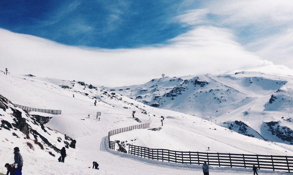 Estaciones de esquí de España Sierra Nevada