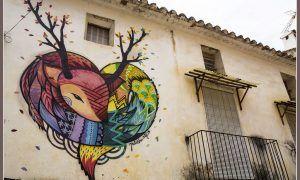 Fanzara, un pueblo convertido en arte urbano