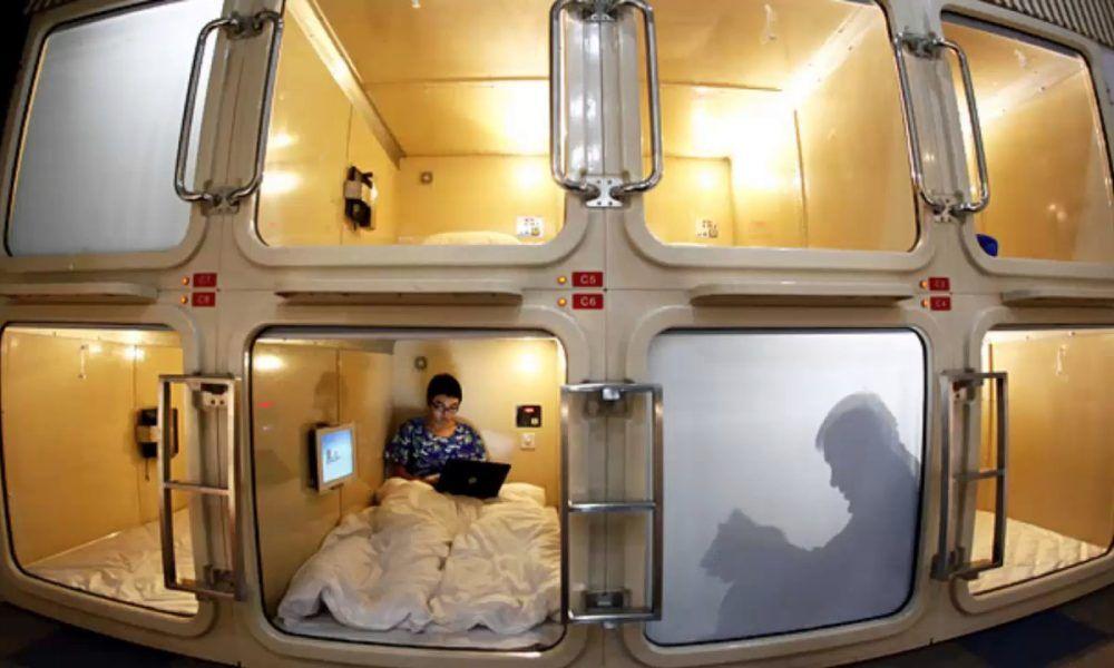 Hoteles capsula