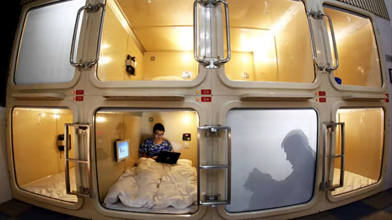 Los hoteles cápsula llegan a Europa ¿Estamos preparados?