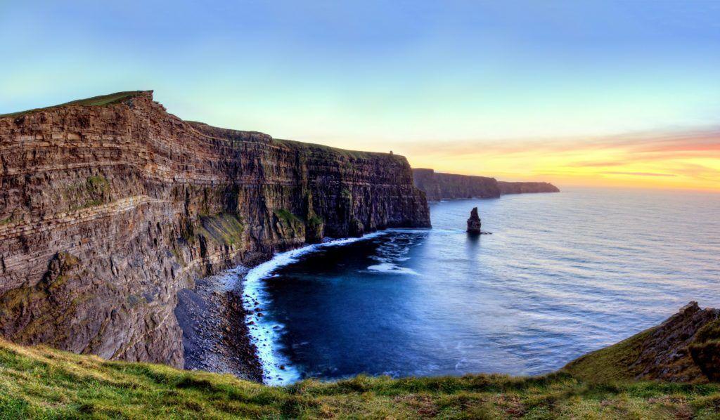 Acantilados costeros de Moher (Irlanda)