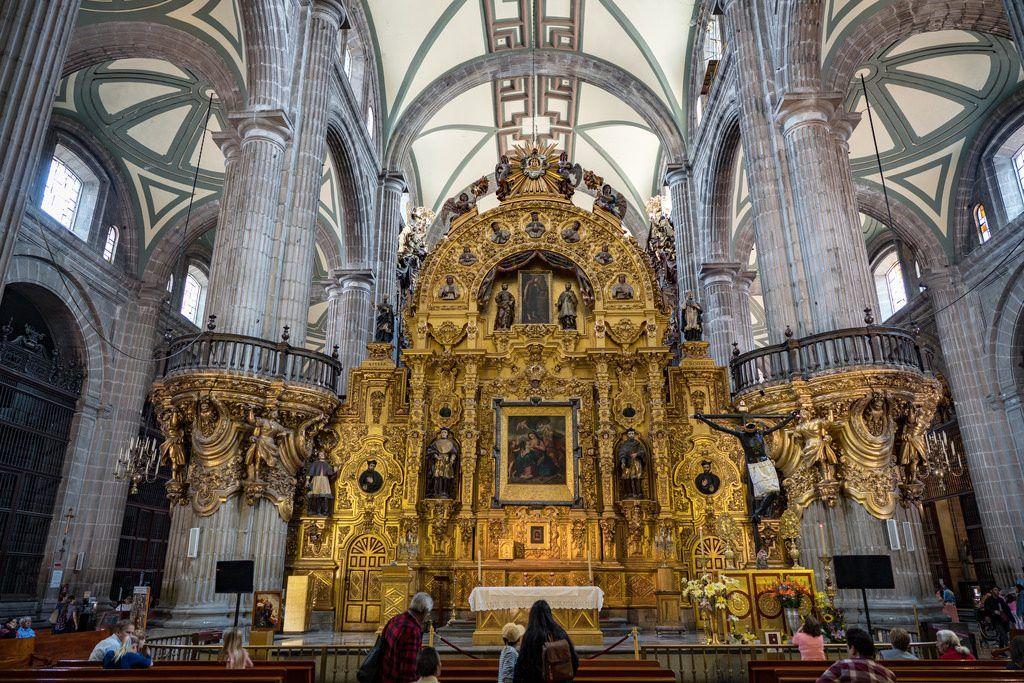 templos más importantes de la ciudad de México