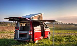 Viajar en furgoneta camperizada, una forma especial de viajar