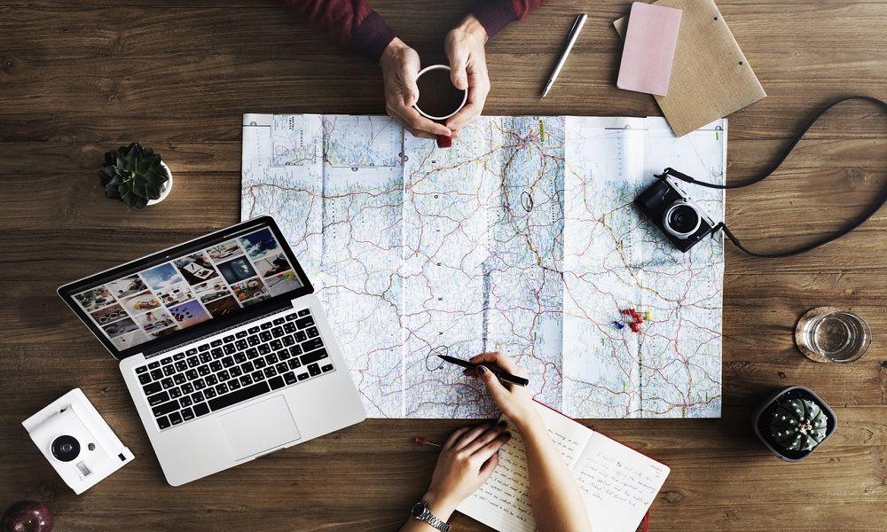 consejos para trabajar viajando