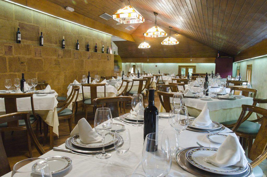 restaurante la santa avila