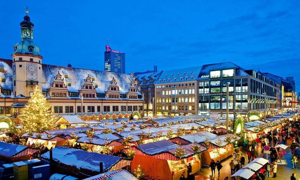 mercado Leipzig