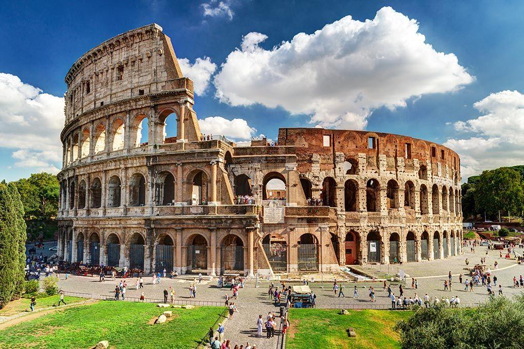 visita roma en diciembre